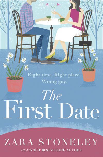 The First Date - Zara Stoneley