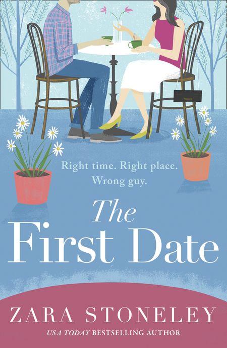The First Date - Zara Stoneley