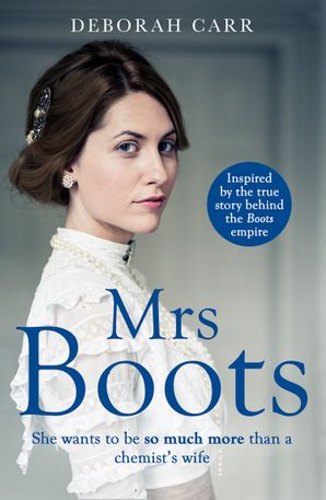 Mrs Boots (Mrs Boots, Book 1)