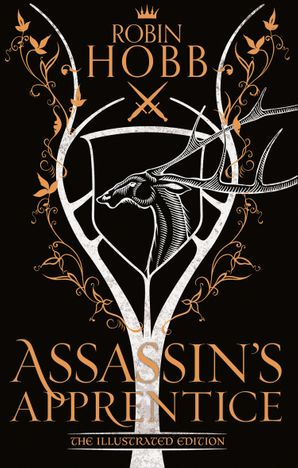 Assassin's Apprentice (The Farseer Trilogy, Book 1) Hardcover Illustrated edition by