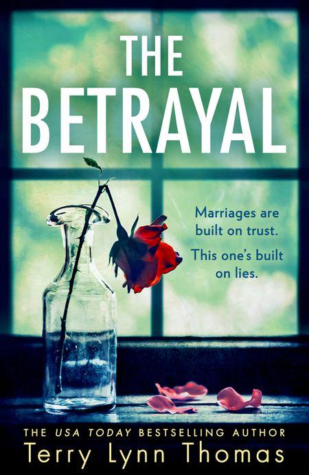 The Betrayal (Olivia Sinclair series, Book 1) - Terry Lynn Thomas