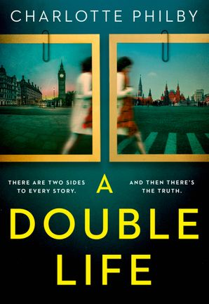 A Double Life Paperback  by Charlotte Philby