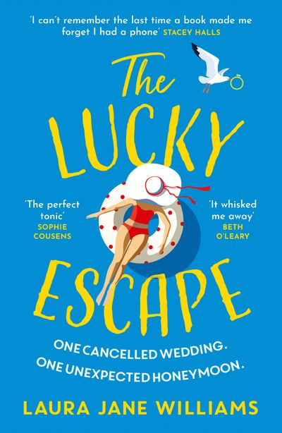 The Lucky Escape - Laura Jane Williams