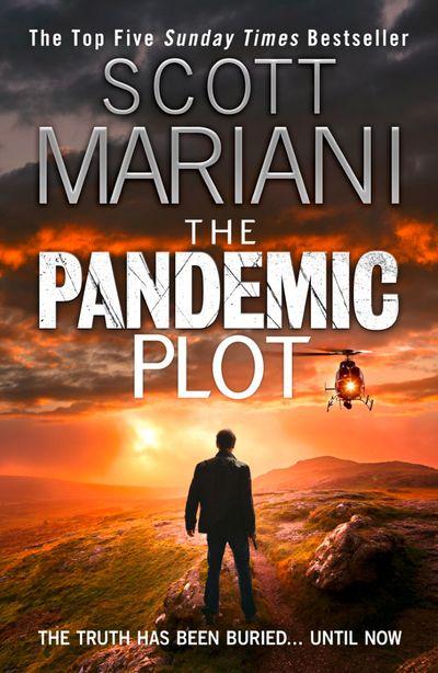 The Pandemic Plot (Ben Hope, Book 23) - Scott Mariani