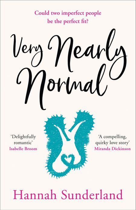 Very Nearly Normal - Hannah Sunderland