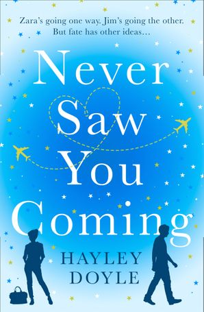 Never Saw You Coming Paperback  by