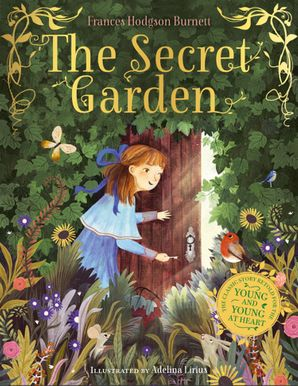 The Secret Garden Paperback  by
