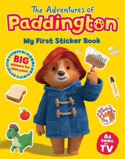 The Adventures of Paddington: My First Sticker Book