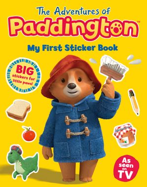 The Adventures of Paddington: My First Sticker Book (Paddington TV) Paperback  by No Author