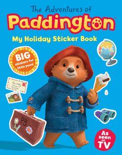 The Adventures of Paddington: My Holiday Sticker Book