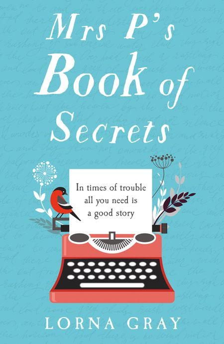 Mrs P's Book of Secrets - Lorna Gray