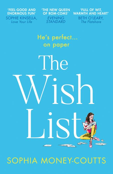 The Wish List - Sophia Money-Coutts