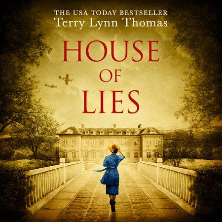 House of Lies (Cat Carlisle, Book 3) - Terry Lynn Thomas, Read by Jan Cramer