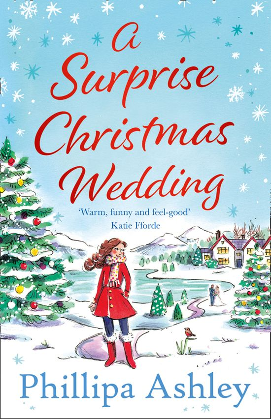 A Surprise Christmas Wedding - Phillipa Ashley