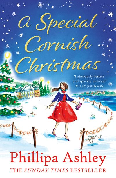 A Special Cornish Christmas - Phillipa Ashley
