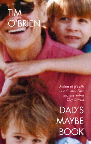 Dad's Maybe Book Hardcover  by
