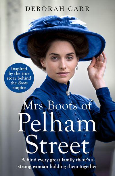 Mrs Boots of Pelham Street (Mrs Boots, Book 2) - Deborah Carr