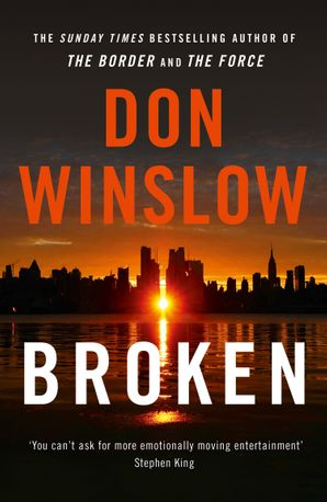 Broken Hardcover  by Don Winslow