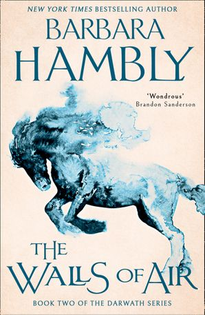 The Walls of Air (Darwath Trilogy, Book 2) Paperback  by Barbara Hambly