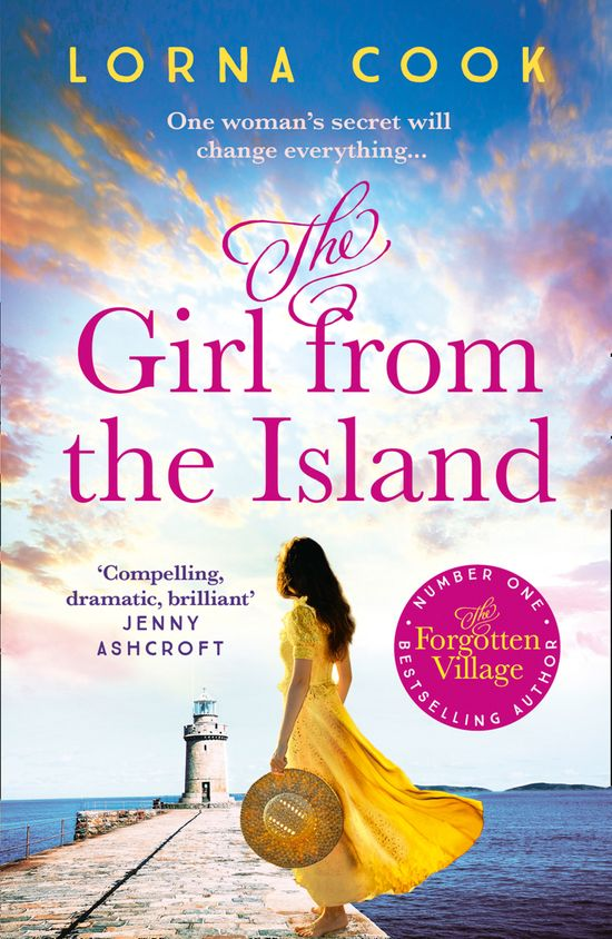 The Girl from the Island - Lorna Cook