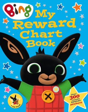 Bing My Reward Chart Sticker Activity Book (Bing) Paperback  by No Author