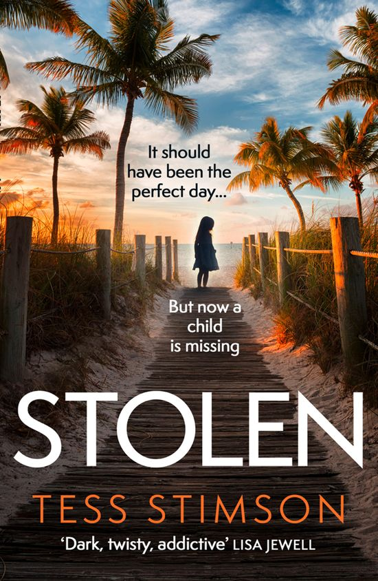 Stolen - Tess Stimson