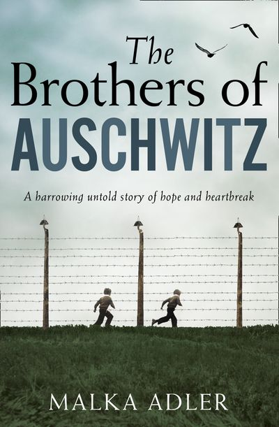 The Brothers of Auschwitz - Malka Adler, Translated by Noel Canin