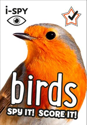 i-SPY Birds: What can you spot? (Collins Michelin i-SPY Guides) Paperback  by