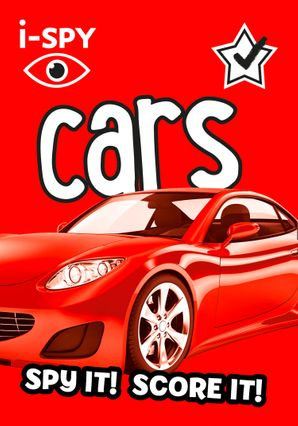 i-SPY Cars: What can you spot? (Collins Michelin i-SPY Guides) Paperback  by No Author