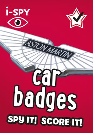 i-SPY Car badges: What can you spot? (Collins Michelin i-SPY Guides) Paperback  by No Author