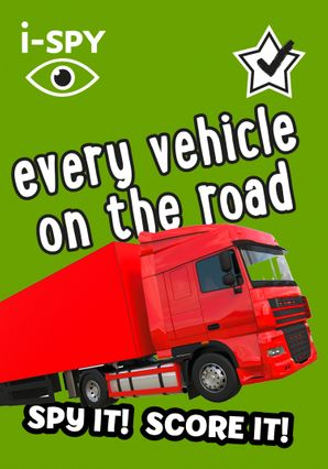 i-SPY Every vehicle on the road: What can you spot? (Collins Michelin i-SPY Guides) Paperback  by No Author