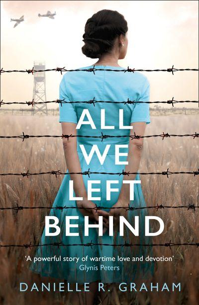 All We Left Behind - Danielle R. Graham