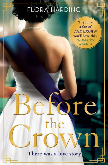Before the Crown - Flora Harding