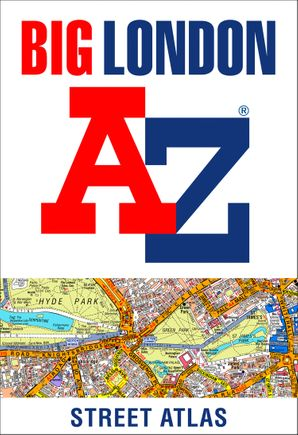 big-london-a-z-street-atlas