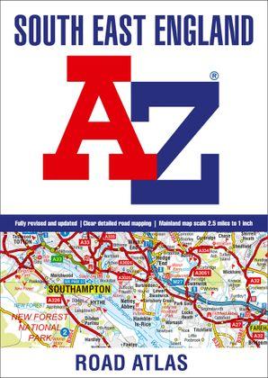 south-east-england-a-z-road-atlas