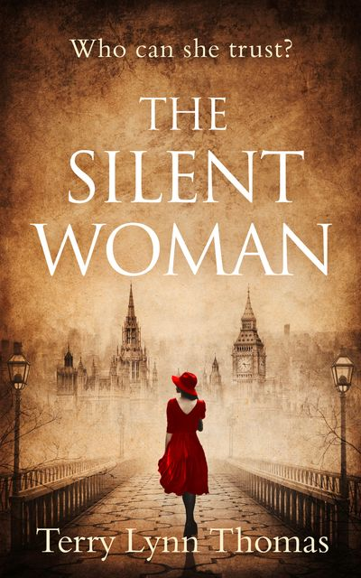 The Silent Woman (Cat Carlisle, Book 1) - Terry Lynn Thomas