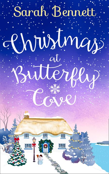Christmas at Butterfly Cove (Butterfly Cove, Book 3) - Sarah Bennett