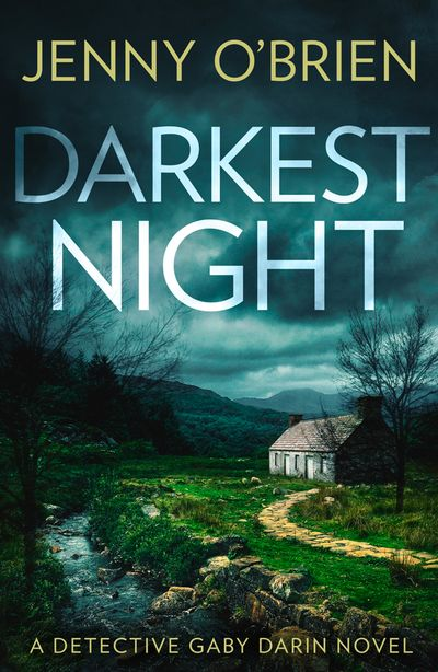 Darkest Night (Detective Gaby Darin, Book 2) - Jenny O'Brien