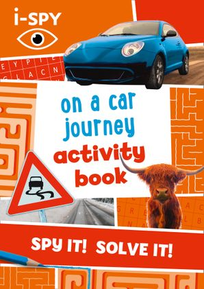 i-SPY On a Car Journey Activity Book (Collins Michelin i-SPY Guides) Paperback  by No Author