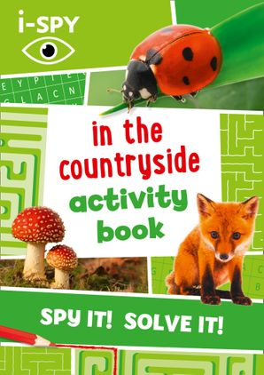 i-SPY In the Countryside Activity Book (Collins Michelin i-SPY Guides) Paperback  by No Author