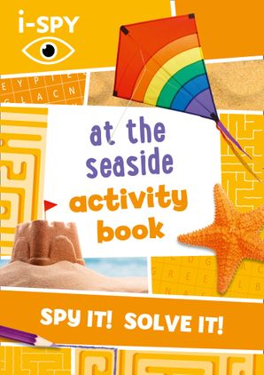 i-SPY At the Seaside Activity Book (Collins Michelin i-SPY Guides) Paperback  by No Author