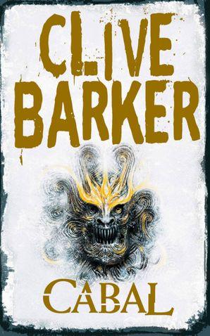 Cabal Paperback  by Clive Barker