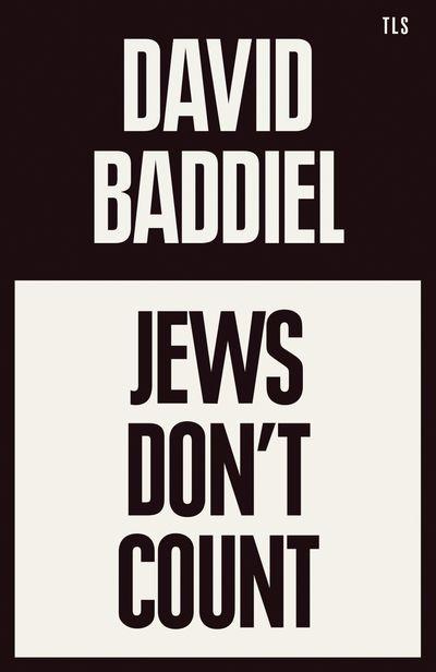Jews Don't Count - David Baddiel