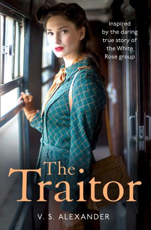 The Traitor Paperback  by V.S. Alexander