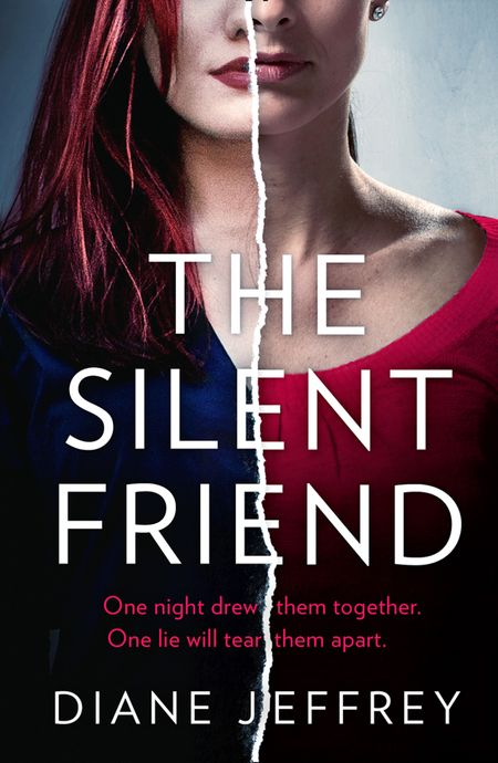 The Silent Friend - Diane Jeffrey