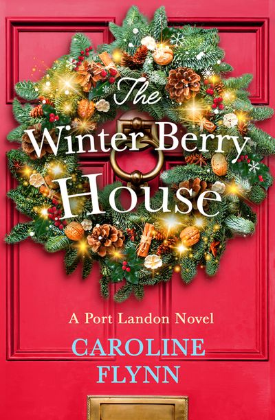 The Winter Berry House -