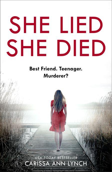 She Lied She Died - Carissa Ann Lynch