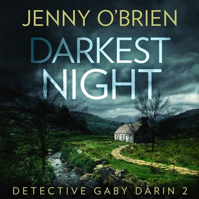 Darkest Night (Detective Gaby Darin, Book 2) - Jenny O'Brien, Read by Janine Cooper-Marshall