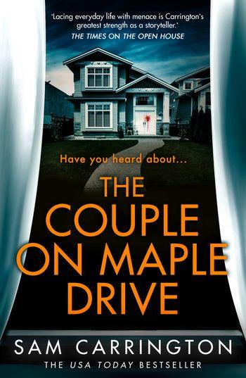 The Couple on Maple Drive - Sam Carrington