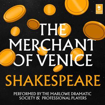 The Merchant of Venice (Argo Classics) - William Shakespeare, Performed by Derek Jacobi, Donald Beves, John Barton, George Rylands, Tony Robertson and full cast